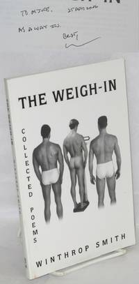 The weigh-in; collected poems