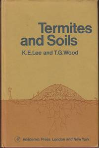 image of Termites and Soils