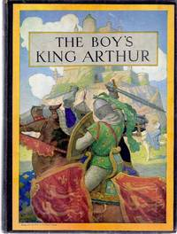 THE BOY'S KING ARTHUR by  Sidney Lanier - Hardcover - 1947 - from Columbia Books, Inc. ABAA/ILAB and Biblio.com