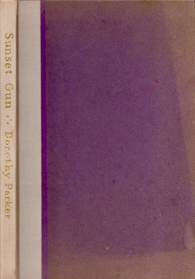 New York: Boni & Liveright, 1928. Limited Edition. Hardcover. Good. Octavo. , 75 pages, . Lavender p...