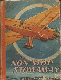 image of The Non-Stop Stowaway: The Story of a Long Distance Flight