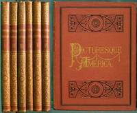 Picturesque America; or the Land we Live in.  [Two Volumes in Six]