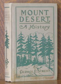 image of MOUNT DESERT A HISTORY