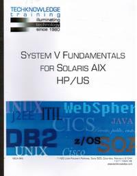 image of System V (SVR4) Fundamentals for Solaris AIX HP/US