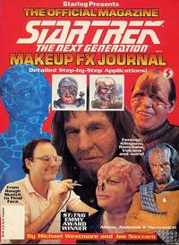 Star Trek: The Next Generation Makeup FX Journal