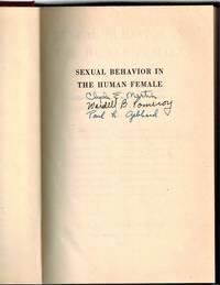 Sexual Behavior in the Human Female (SIGNED  BY 3 of 4 AUTHORS