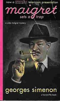 image of Maigret Sets a Trap (translated By Daphne Woodward)