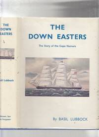 The Down Easters by Basil Lubbock - Hardcover - Reissue - 1971 - from The Old Book Shop of Bordentown (ABNJ) and Biblio.com