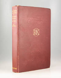 A Bibliography of the Works of Rudyard Kipling (1881-1923)