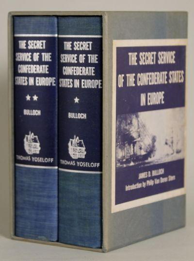New York, London: Thomas Yoseloff, 1959. Octavo, two volumes, illustrated with 75 photographs, print...