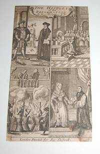 The Abridgement of the History of the Reformation of the Church of England. Engraved Title Page.