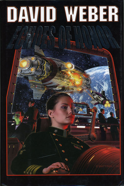 : Baen, 1998. Octavo, boards. First edition. An Honor Harrington novel. Mild bruise to lower front c...