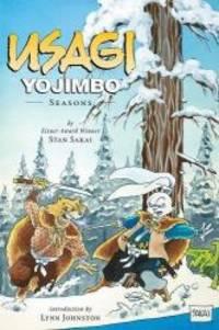 image of Seasons (Usagi Yojimbo, Book 11)