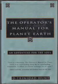 image of The Operator's Manual for Planet Earth: an Adventure for the Soul