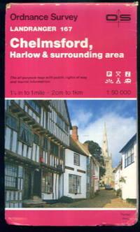 Chelmsford, Harlow & surrounding area Landranger Sheet 167