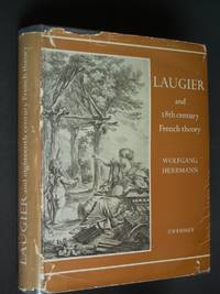Laugier and 18th Century French Theory