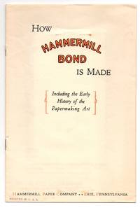 How Hammermill Bond is Made