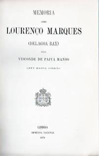 Memoria sobre Lourenço Marques (Delagoa Bay)