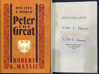 image of Peter the Great: His Life and World (Modern Library)