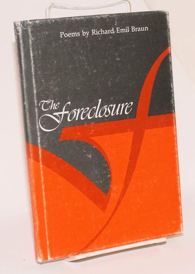 Urbana: University of Illinois Press, 1972. Hardcover. 78p., very good first edition in cloth & dj.