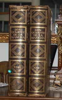 El Ingenioso Hidalgo Don Quijote (Quixote) De La Mancha, 2 Volume Set
