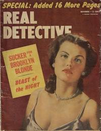 image of REAL DETECTIVE: November, Nov. 1951