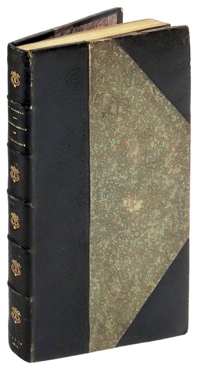 Paris: Michel Levy Freres, 1851. Hardcover. Very Good. Hardcover. First Edition. Bound in three quar...
