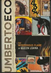 image of THE MYSTERIOUS FLAME OF QUEEN LOANA