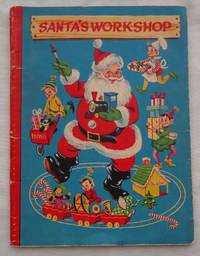 Santa's Workshop   Pop Up and Activity Book