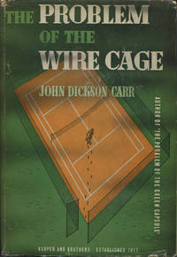 image of THE PROBLEM OF THE WIRE CAGE.