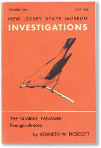 New Jersey State Museum Investigations (Number Two, June 1965): The Scarlet Tanager [Signed by Author, to Ben Shahn]