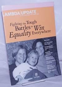 image of Lambda Update: Civil rights news from Lambda Legal; Fall 2002
