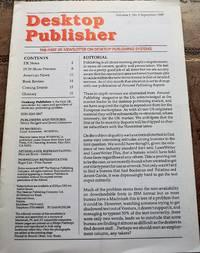 image of Desktop Publisher volume 2 no.9 September 1987