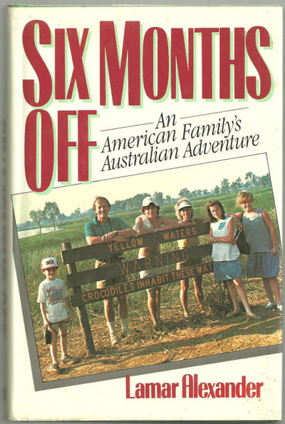 Image for SIX MONTHS OFF An American Familys Australian Adventure