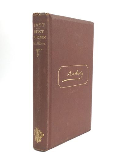 Boston: James R. Osgood and Company, 1871. First Edition. Hardcover. Very good. The clipped signatur...