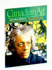 Canadian Art (Magazine), Summer 1987, Volume 4, Number 2 - Charles Comfort's Murals / Jean-Paul Riopelle