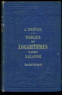 Tables de logarithmes a cinq décimales