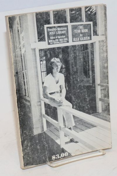 Plainfield, VT: North Atlantic Books, 1974. Paperback. very good first edition trade paperback in pi...