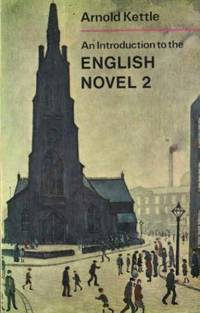 image of An Introduction to the English Novel: v. 2 (University Library)