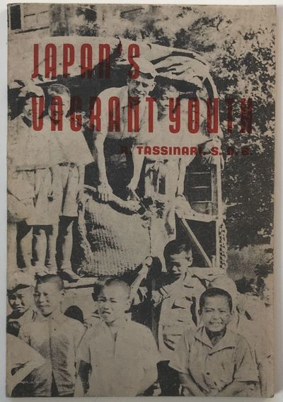 Tokyo: Salesian Orphanage, 1949. Very good.. 84pp. Original pictorial printed wrappers, stapled. Min...