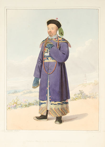 The Costume of China, illustrated...