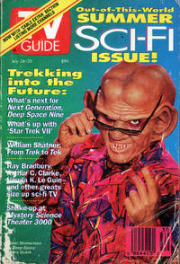 image of TV Guide July 24-30 1993