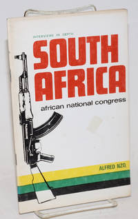image of Interviews in depth: South Africa African National Congress, Alfred Nzo