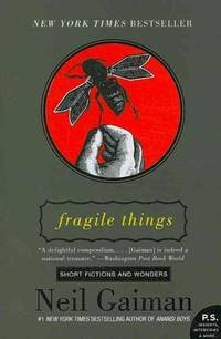 image of Fragile Things: Short Fictions and Wonders - Paperback