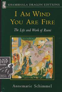 image of I Am Wind You Are Fire: The Life and Work of Rumi