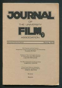 The Journal of the University Film Association (Spring 1976)