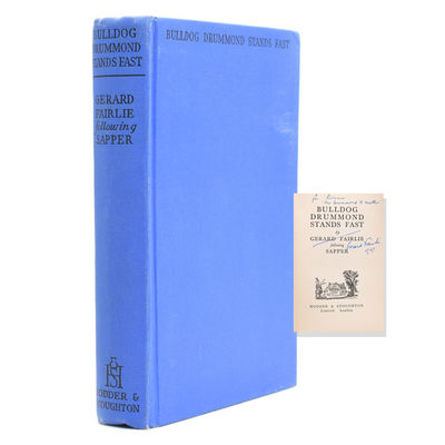 London: Hodde & Stoughton, 1947. First edition. 1 vols. 8vo. Blue cloth. Fine. First edition. 1 vols...