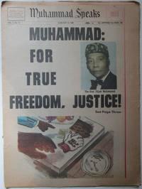 Muhammad Speaks. January, 1968. Vol. 7 No. 18 by Williams, Robert F.; Muhammad, Elijah et al - 1968