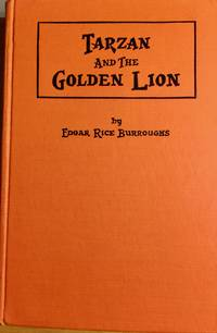 image of TARZAN AND THE GOLDEN LION