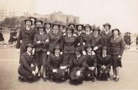 [Women][World War II][WAVES]Photo Album of a WAVE